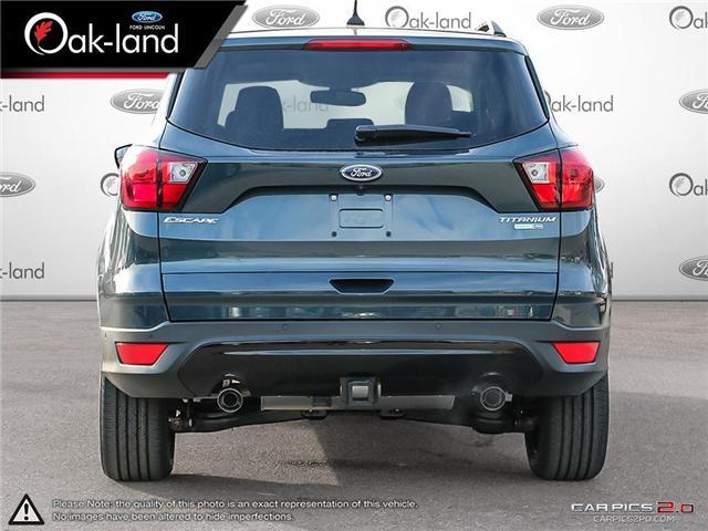 2019 Ford Escape Titanium (Stk: 9T217) in Oakville - Image 5 of 25