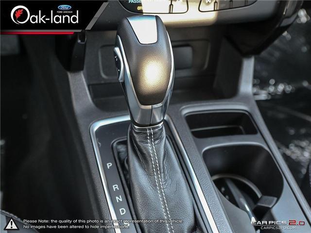 2019 Ford Escape Titanium (Stk: 9T217) in Oakville - Image 17 of 25