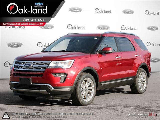 2019 Ford Explorer Limited (Stk: 9T157) in Oakville - Image 1 of 25