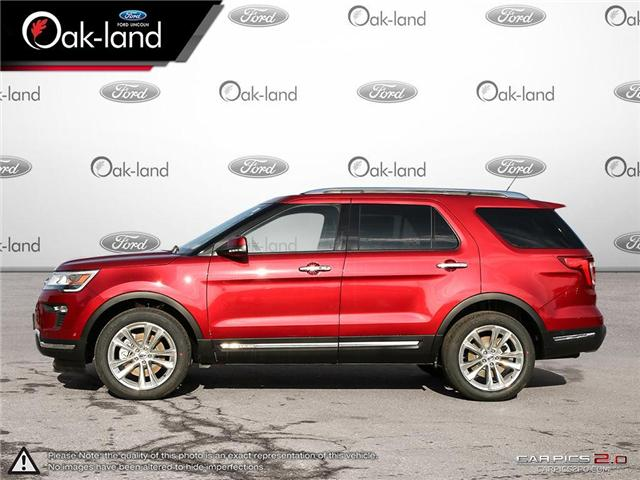 2019 Ford Explorer Limited (Stk: 9T157) in Oakville - Image 2 of 25
