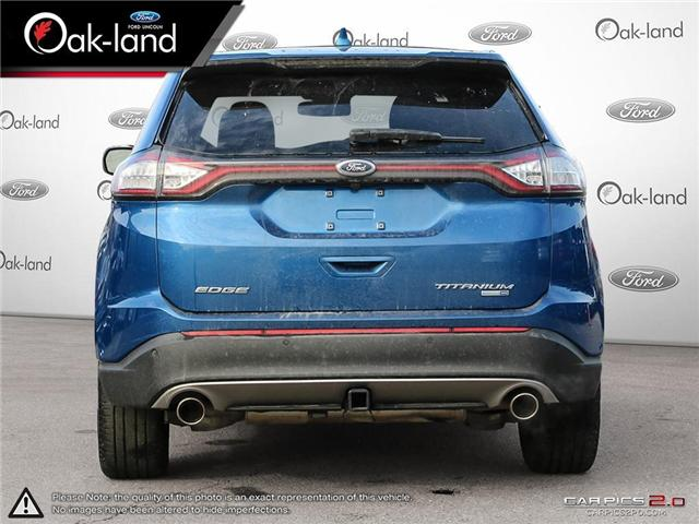 2018 Ford Edge Titanium (Stk: A3109) in Oakville - Image 4 of 25