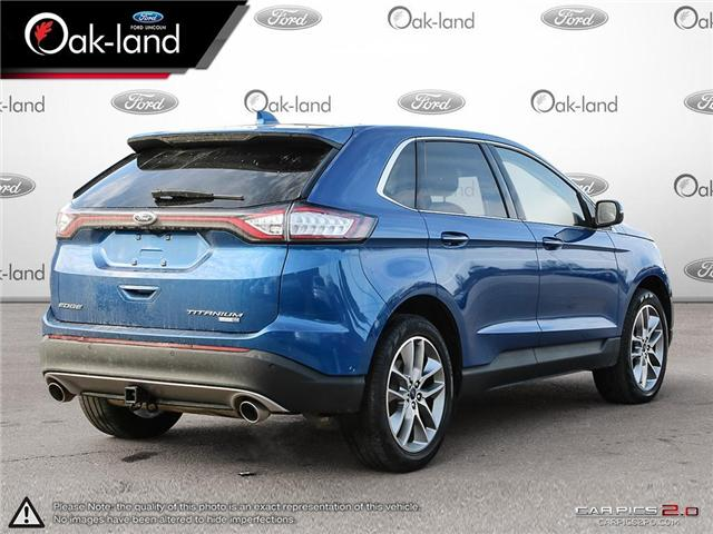 2018 Ford Edge Titanium (Stk: A3109) in Oakville - Image 5 of 25
