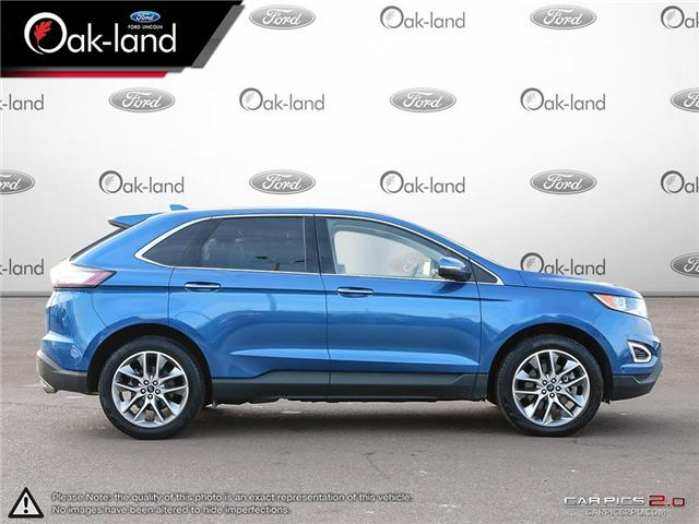2018 Ford Edge Titanium (Stk: A3109) in Oakville - Image 6 of 25