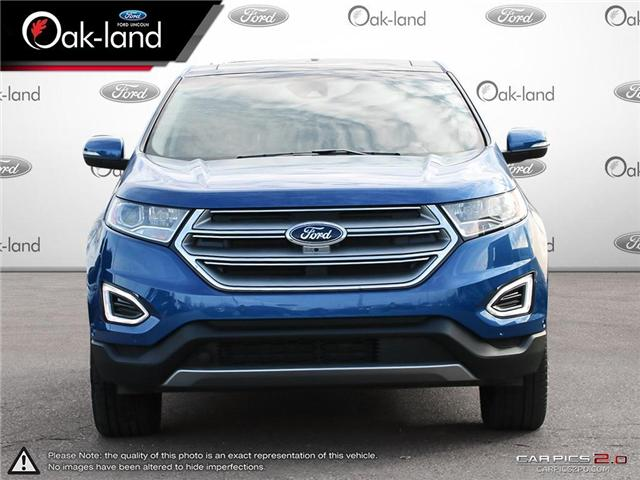 2018 Ford Edge Titanium (Stk: A3109) in Oakville - Image 8 of 25