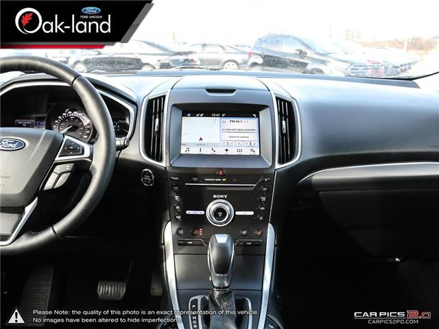 2018 Ford Edge Titanium (Stk: A3109) in Oakville - Image 10 of 25