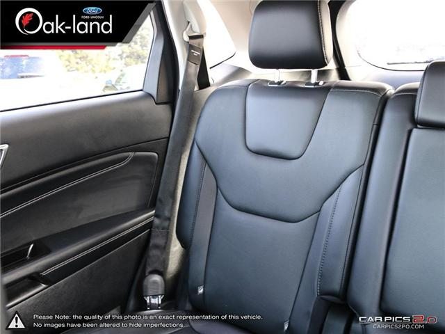 2018 Ford Edge Titanium (Stk: A3109) in Oakville - Image 12 of 25