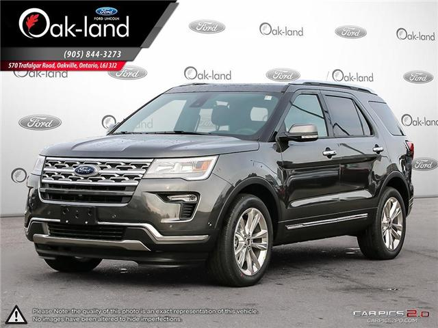 2019 Ford Explorer Limited (Stk: 9T162) in Oakville - Image 1 of 25