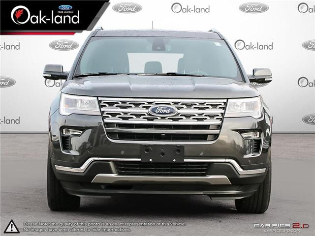 2019 Ford Explorer Limited (Stk: 9T162) in Oakville - Image 2 of 25