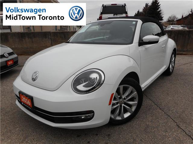 2016 Volkswagen The Beetle  (Stk: P7145) in Toronto - Image 1 of 20