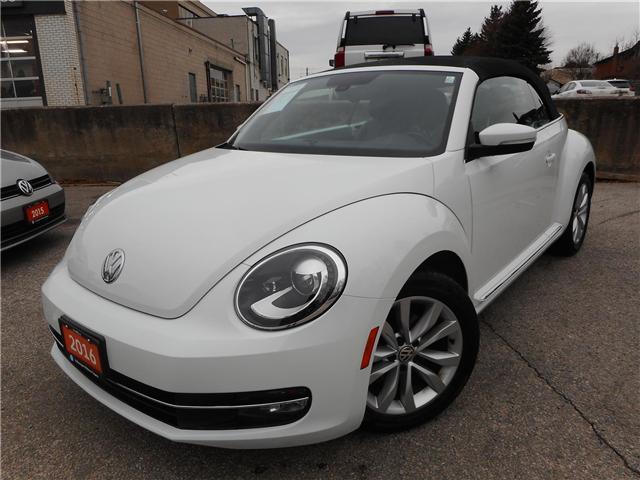 2016 Volkswagen The Beetle  (Stk: P7145) in Toronto - Image 2 of 20