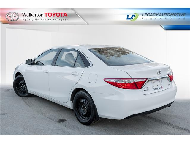 2017 Toyota Camry LE (Stk: P8218) in Kincardine - Image 5 of 18