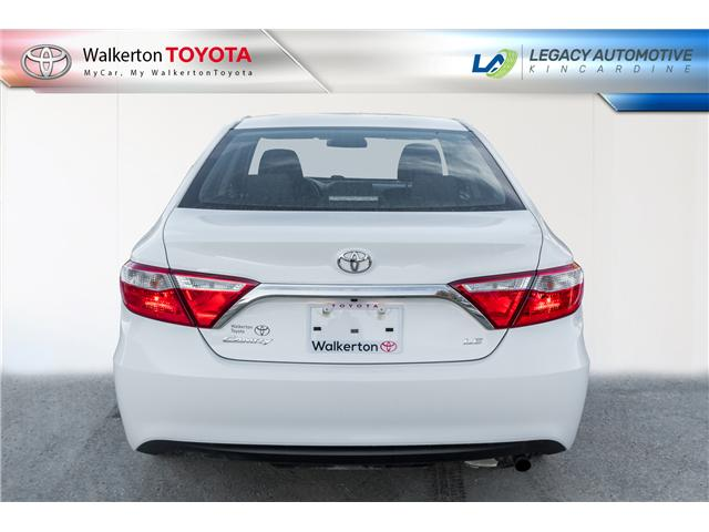 2017 Toyota Camry LE (Stk: P8218) in Kincardine - Image 6 of 18