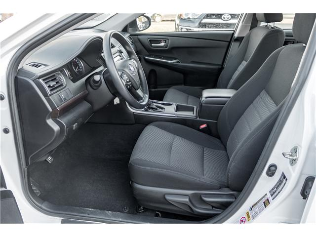 2017 Toyota Camry LE (Stk: P8218) in Kincardine - Image 9 of 18