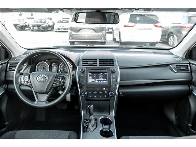 2017 Toyota Camry LE (Stk: P8218) in Kincardine - Image 12 of 18