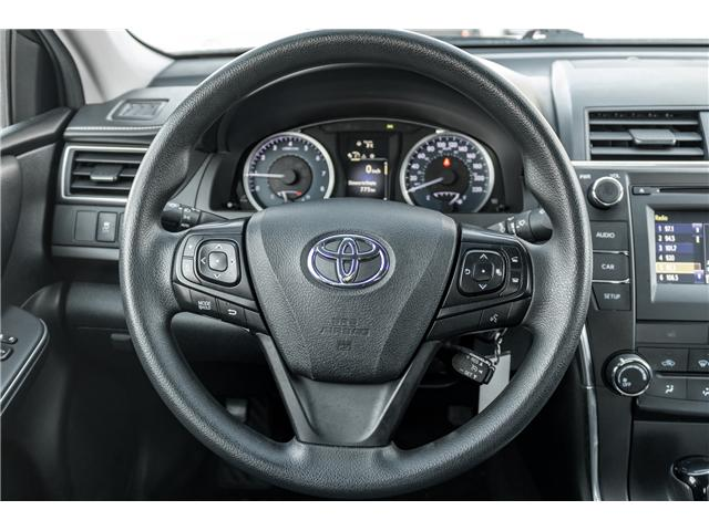 2017 Toyota Camry LE (Stk: P8218) in Kincardine - Image 15 of 18