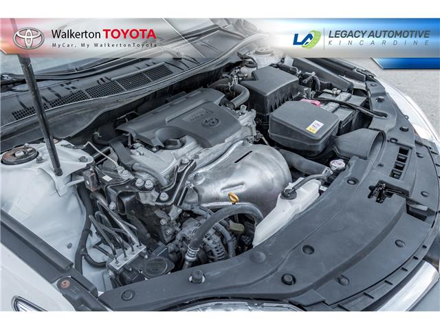 2017 Toyota Camry LE (Stk: P8218) in Kincardine - Image 16 of 18