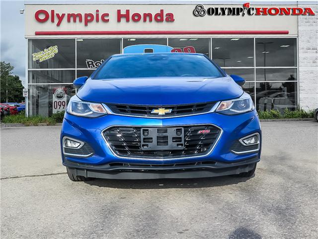 2016 Chevrolet Cruze Premier Auto (Stk: A8229A) in Guelph - Image 2 of 21