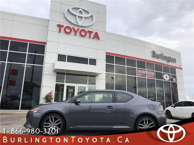 2015 Scion tC Base (Stk: U10509) in Burlington - Image 1 of 18