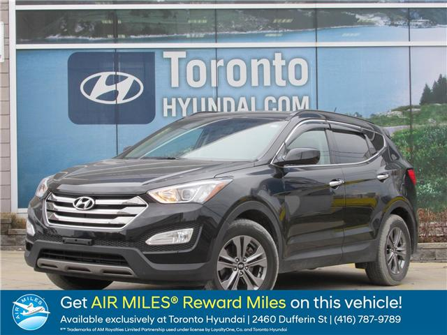 2016 Hyundai Santa Fe Sport 2.4 Premium (Stk: U06308) in Toronto - Image 1 of 14