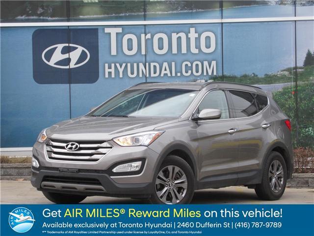 2014 Hyundai Santa Fe Sport 2.4 Premium (Stk: U06326) in Toronto - Image 1 of 21