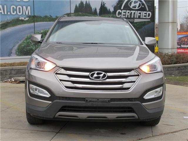 2014 Hyundai Santa Fe Sport 2.4 Premium (Stk: U06326) in Toronto - Image 2 of 21