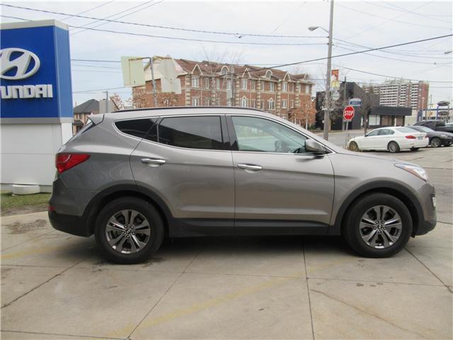 2014 Hyundai Santa Fe Sport 2.4 Premium (Stk: U06326) in Toronto - Image 4 of 21