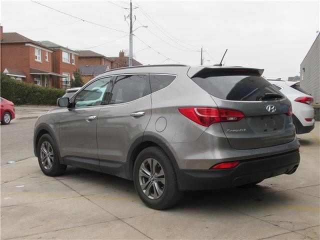 2014 Hyundai Santa Fe Sport 2.4 Premium (Stk: U06326) in Toronto - Image 5 of 21