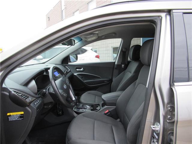 2014 Hyundai Santa Fe Sport 2.4 Premium (Stk: U06326) in Toronto - Image 9 of 21
