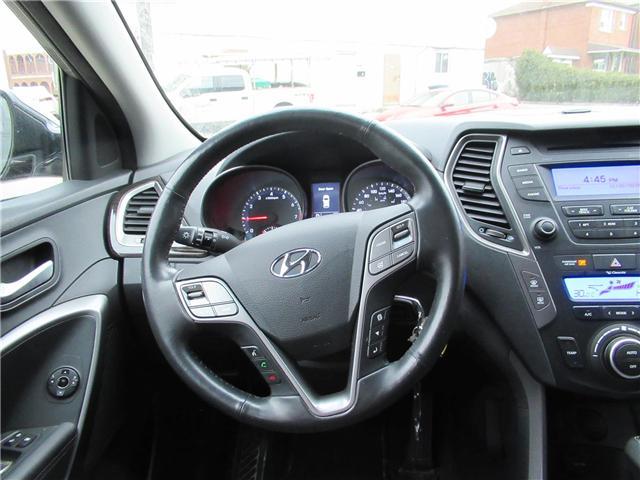 2014 Hyundai Santa Fe Sport 2.4 Premium (Stk: U06326) in Toronto - Image 12 of 21