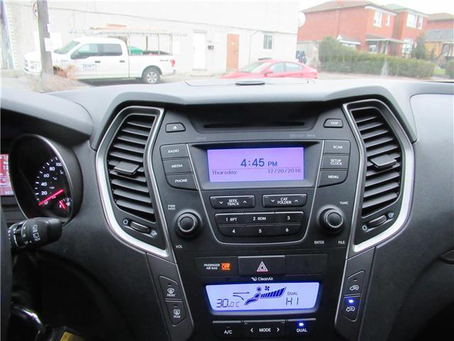 2014 Hyundai Santa Fe Sport 2.4 Premium (Stk: U06326) in Toronto - Image 20 of 21