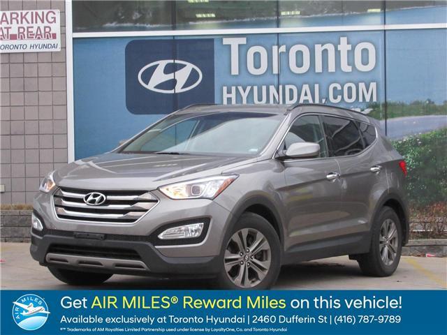 2014 Hyundai Santa Fe Sport 2.4 Premium (Stk: U06350) in Toronto - Image 1 of 20