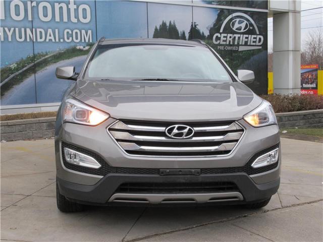 2014 Hyundai Santa Fe Sport 2.4 Premium (Stk: U06350) in Toronto - Image 2 of 20