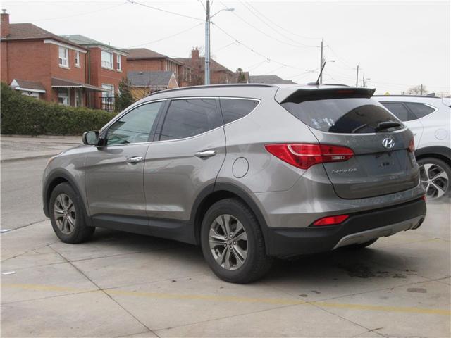 2014 Hyundai Santa Fe Sport 2.4 Premium (Stk: U06350) in Toronto - Image 3 of 20