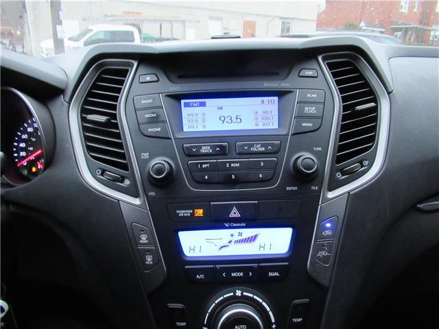 2014 Hyundai Santa Fe Sport 2.4 Premium (Stk: U06350) in Toronto - Image 19 of 20