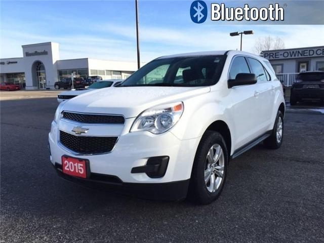 2015 Chevrolet Equinox LS (Stk: 23801T) in Newmarket - Image 1 of 18