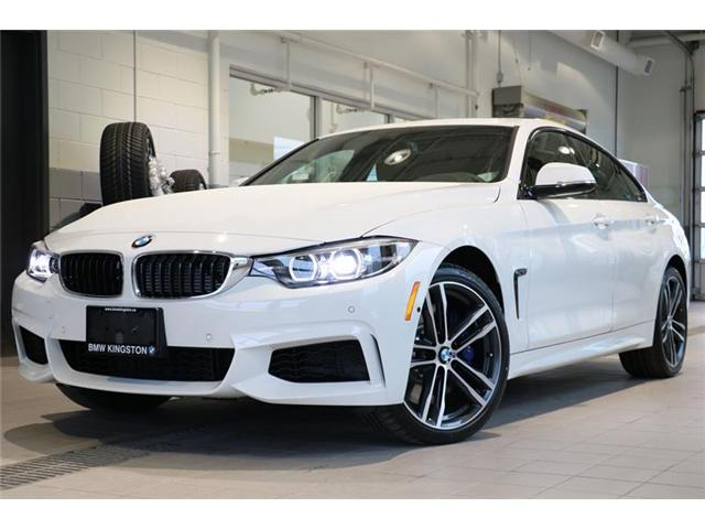 2019 BMW 440i xDrive Gran Coupe  (Stk: 9054) in Kingston - Image 1 of 15