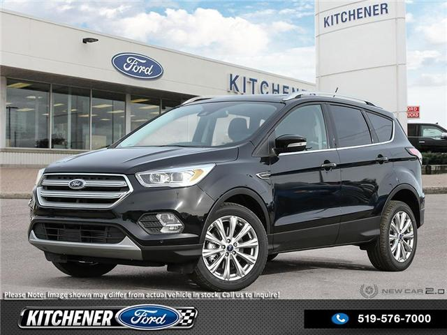 2018 Ford Escape Titanium (Stk: 8E9990) in Kitchener - Image 1 of 25