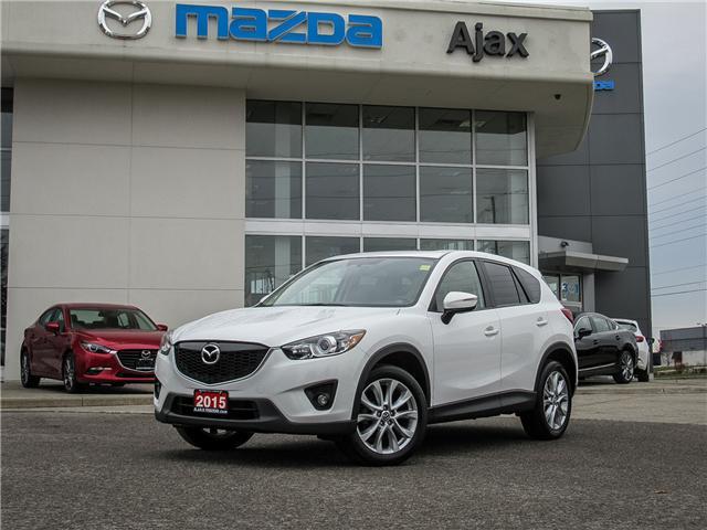 2015 Mazda CX-5 GT (Stk: P5026) in Ajax - Image 1 of 23