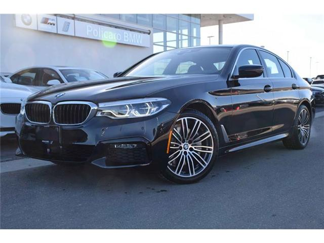 2019 BMW 530i xDrive (Stk: 9910100) in Brampton - Image 1 of 12