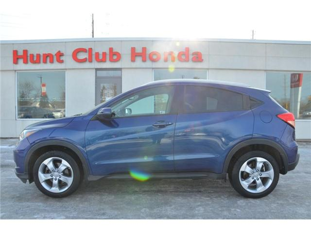 2016 Honda HR-V EX-L (Stk: 6978A) in Gloucester - Image 1 of 27