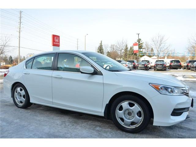 2016 Honda Accord LX (Stk: 6981A) in Gloucester - Image 4 of 27