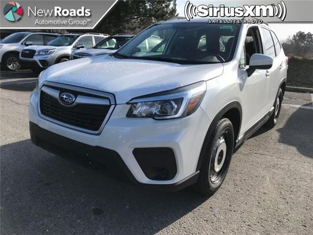 2019 Subaru Forester 2.5i (Stk: S19220) in Newmarket - Image 1 of 15