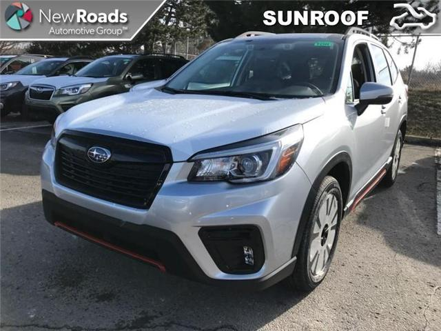 2019 Subaru Forester 2.5i Sport (Stk: S19227) in Newmarket - Image 1 of 17