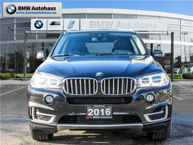 2016 BMW X5 xDrive35i (Stk: P8663) in Thornhill - Image 2 of 26
