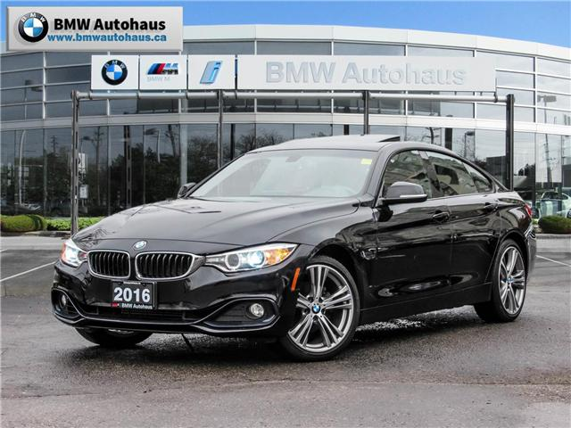 2016 BMW 428i xDrive Gran Coupe (Stk: P8686) in Thornhill - Image 1 of 23