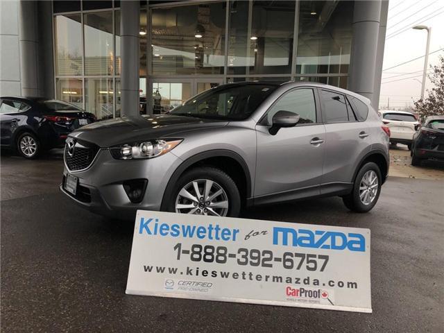 2015 Mazda CX-5 GX (Stk: 34847A) in Kitchener - Image 1 of 19