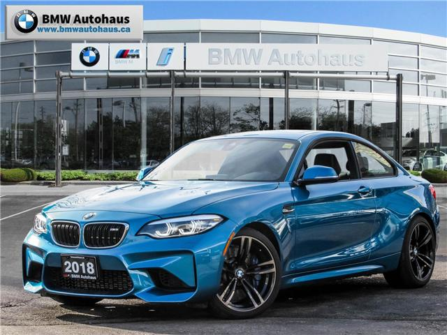 2018 BMW M2 Base (Stk: P8722) in Thornhill - Image 1 of 22