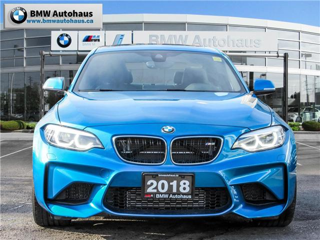 2018 BMW M2 Base (Stk: P8722) in Thornhill - Image 2 of 22