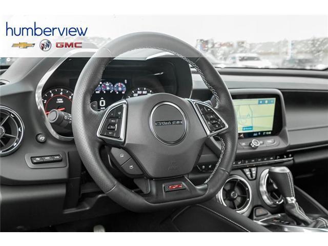 2019 Chevrolet Camaro 2SS (Stk: 19CM001) in Toronto - Image 8 of 19