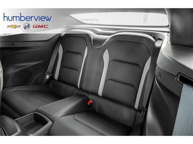 2019 Chevrolet Camaro 2SS (Stk: 19CM001) in Toronto - Image 16 of 19